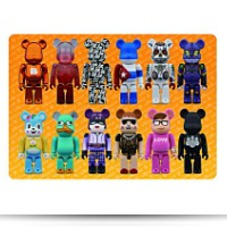 Specials Bearbricks Series 26 Minifigure 6PACK