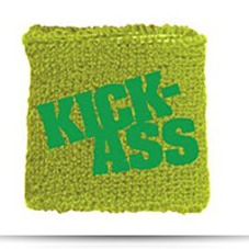Kick Ass Toyz Wristband Kick Ass Logo