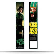 Kickass Kickass Bookmark
