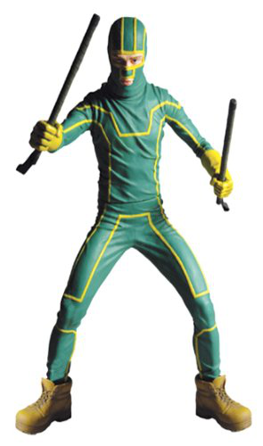 Kickass 12 Action Figure