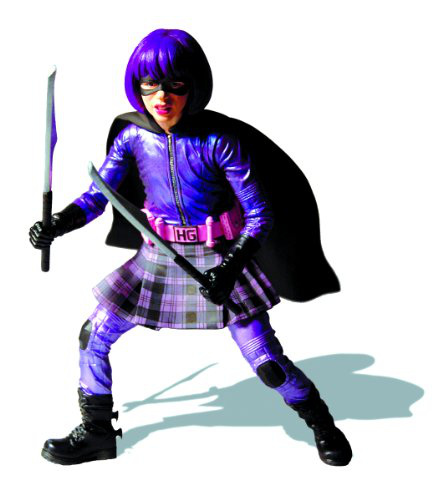 Kickass Hit Girl 12 Action Figure