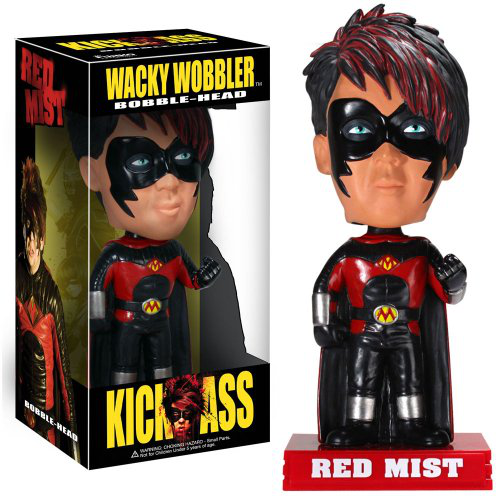 Red Mist Wacky Wobbler