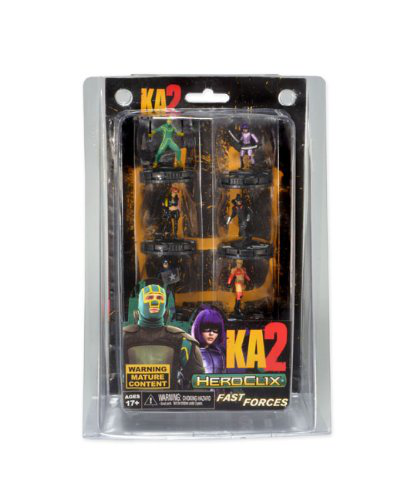 Kickass 2 Heroclix Fast Forces Minifigure