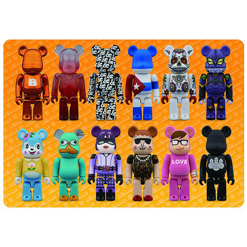 Bearbricks Series 26 Minifigure 6PACK